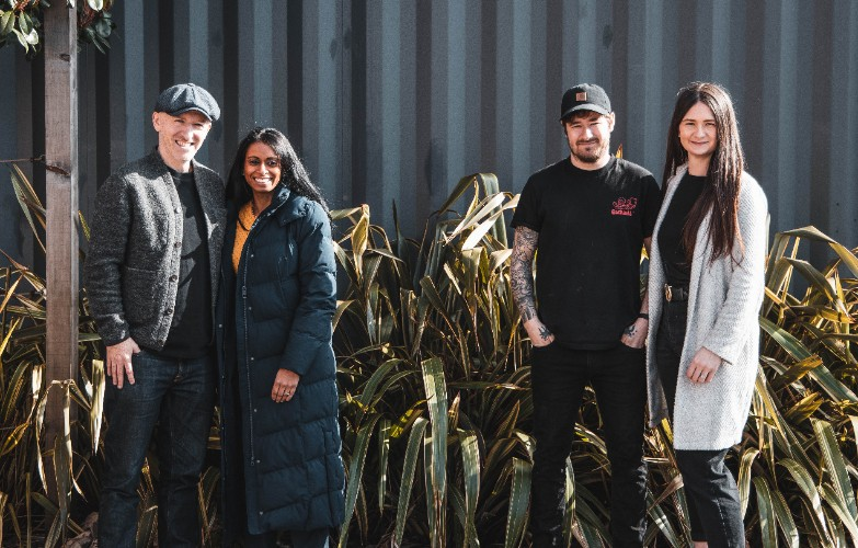 The team behind Cambridge Street Collective
